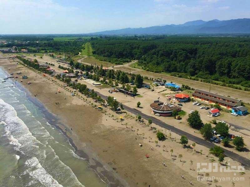 ساحل گیسوم