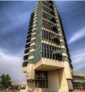 معماری برج