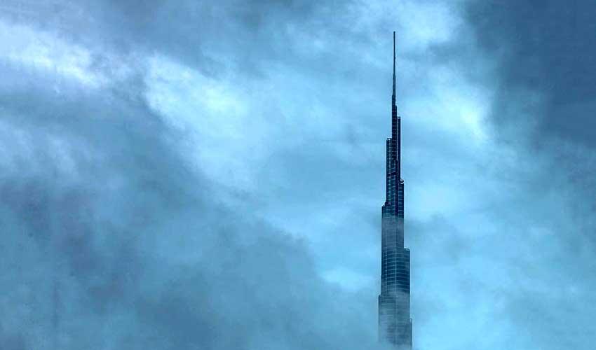 دوبی بلندترین شهر جهان