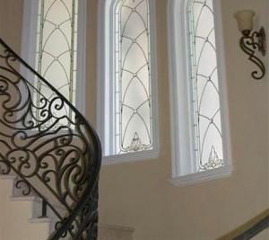 پنجره راه پله