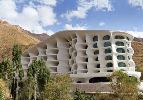معماری مدرن خیره کننده