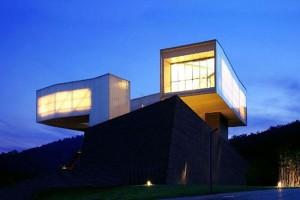 معماری جنگلی
