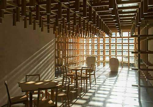 موزه ی چوبی