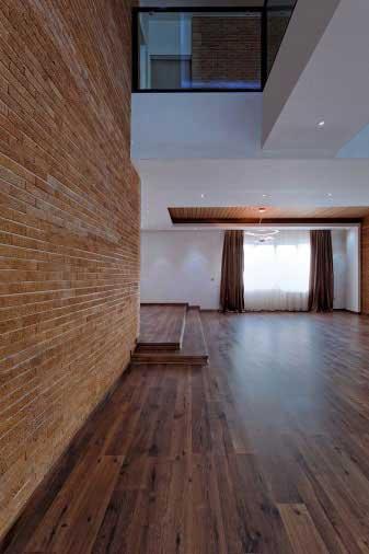 معماری خانه افشاریان