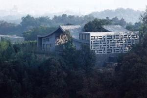 معماری اقامتگاه سان هی