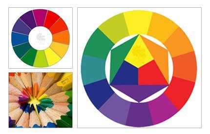 نقش رنگ مکمل در دکوراسیون خانه _ 2