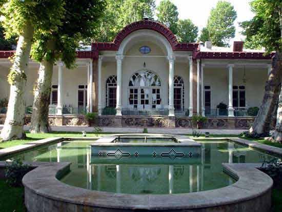 معماری دوره قاجار