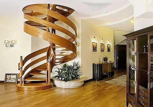طراحی داخلی منزل دوبلکس