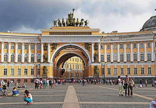 سبک معماری استالینیستی