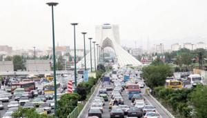 محدوده طرح ترافیک