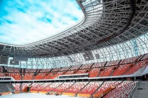 معماری ورزشگاه سارانسک