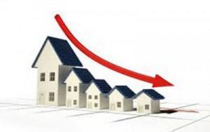 کاهش معاملات خانه