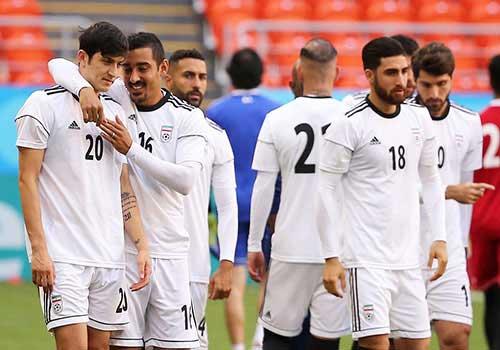آخرین عکسهای تیم ملی