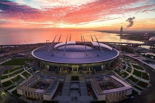 استادیوم سنت پترزبورگ