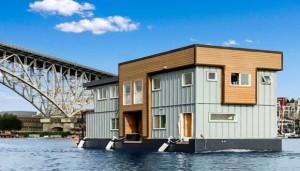 خانه های شناور