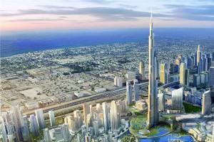 کسادی بازار املاک دبی