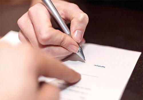 حق فسخ قرارداد ملک