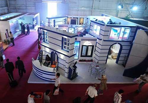 هجدهمین نمایشگاه صنعت ساختمان