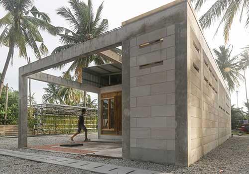 خانه قابل توسعه