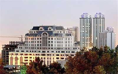 قیمت آپارتمانهای در شمال تهران +جدول