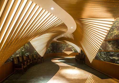 معماری خاص چینی