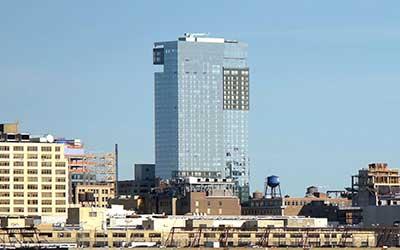 هتل Trump SoHo در نیویورک