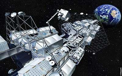 ارسال توریست به فضا