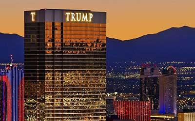 هتل بینالمللی ترامپ در لاس وگاس