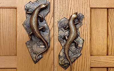 دستگیرههای درب