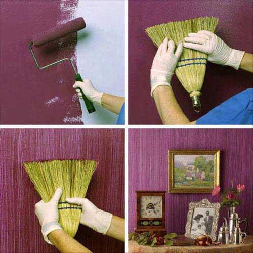 راهکارهای ساده و جذاب برای رنگ کردن دیوارهای اتاق