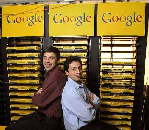 گاراژ، اولین دفتر کار گوگل