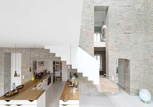 رنگ سفید در معماری