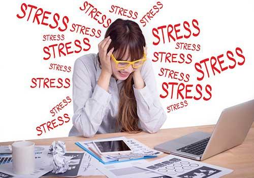 چطور با استرس دوست شویم