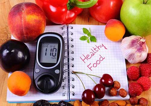 دیابت تغذیه