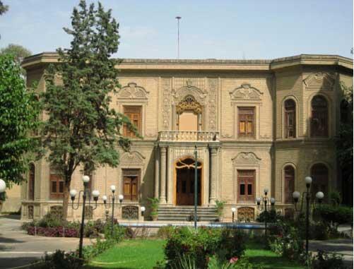 خانههای اصیل تهرانی
