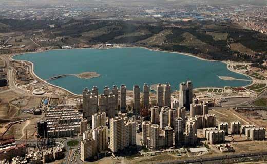 خانه میلیاردی زیر 100 متر در تهران