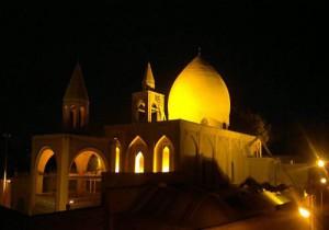عکس کلیسای وانک