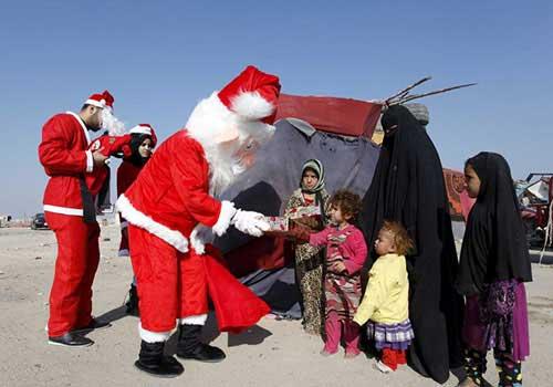 بابانوئل در ایران