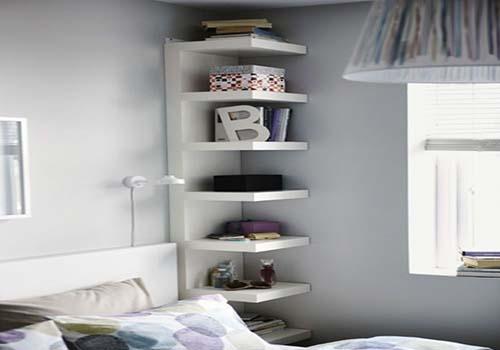 قفسه بندی اتاق کوچک