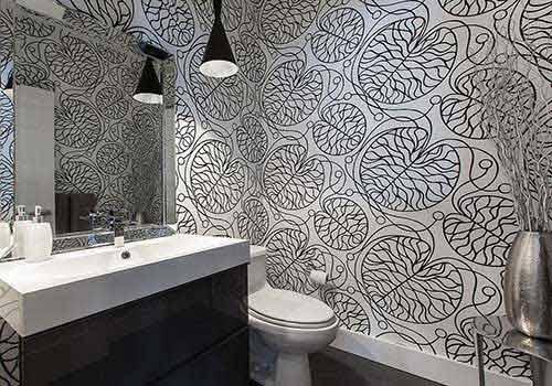 کاغذ دیواری ضد آب