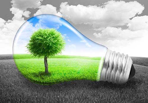 لامپ سازگار با محیط زیست
