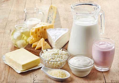 شیر و ماست