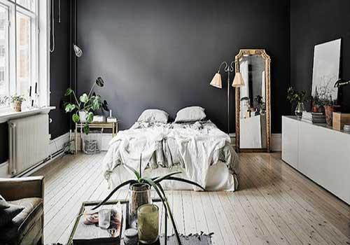 رنگ سیاه در دکوراسیون داخلی