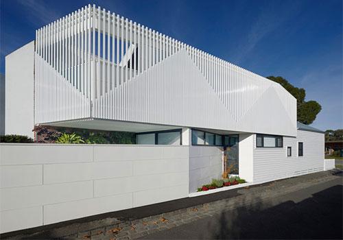 معماری خانه مدرن