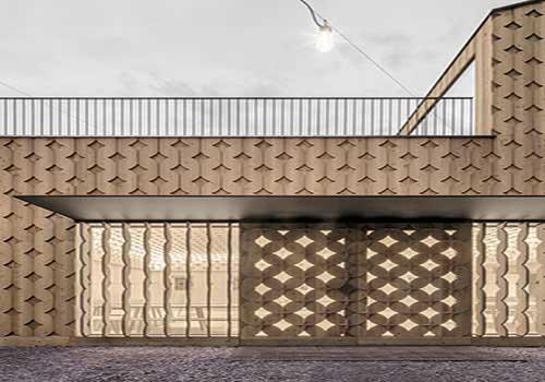 طراحی مینیمال خانه Trehs