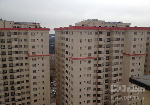 تاثیر آپارتمان های میانسال