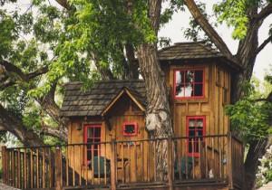 خانه چوبی آرامبخش