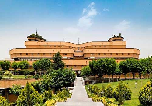 معماری ساختمان کتابخانه