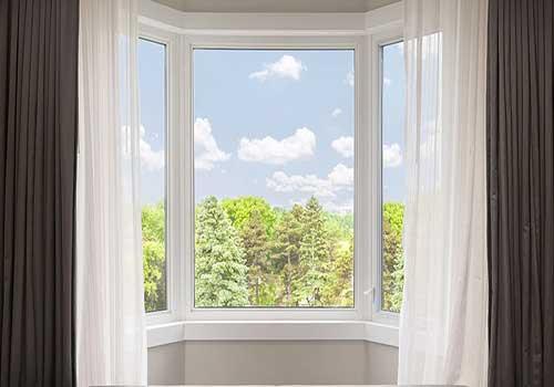 نقش پنجره در نور ساختمان