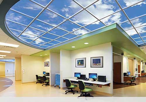 پنجره سقفی
